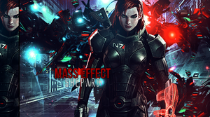Mass Effect tag - FemShep by sweet5050