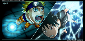 Naruto Vs Sasuke Remember by goku003