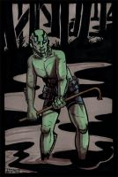 And Abe sapien by didism