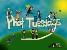 Phat Tuesdays - The Picture. by Dezrok