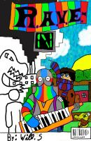 THE ADVENTURES OF RAVE N by Gattlin