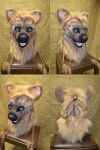 New Eden Hyena Head by temperance