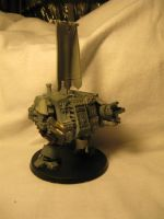 Space Marine Ironclad by Comisar