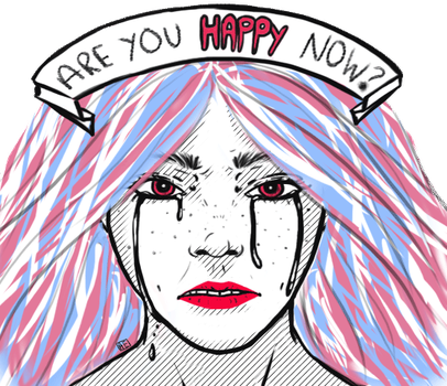 Are you happy now? by bsdthings