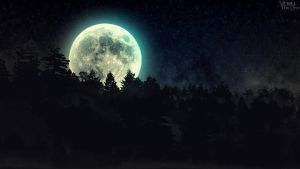 SuperMoon Night by Vinay-TheOne