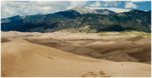 Dunes and Cristos by wyorev