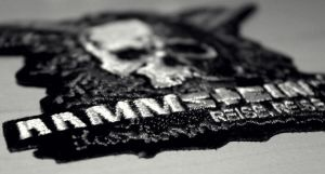 rammstein badge by loLaurer