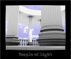 The Temple of light by DasHorst