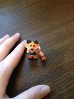 Miniature foxes by Fauvinpaws
