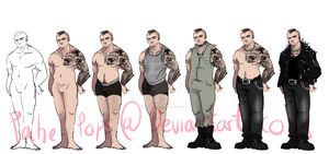 Character sheet (PAVEL) by Patie-pops