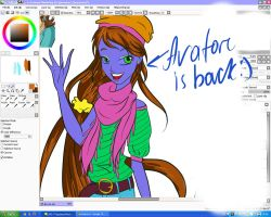Avatar is back))) by werunchick
