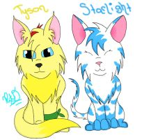 PC: Starlight and Tyson by R0S3TT4