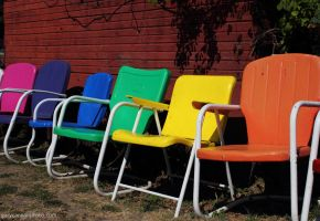 Colorful Chairs by worldtravel04