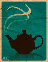 teapot by applecheeked