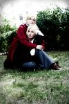 Elric-brother-hug by HaouJudai