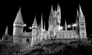hogwarts castle by DaRaPhotos