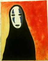 No-Face by HyruleUnicorn