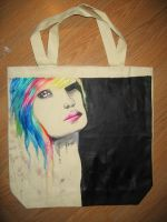 Canvas Bag 001 by SchemaTree