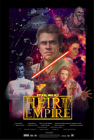 Star Wars: Episode VII Heir to the Empire Poster by Bort826TFWorld
