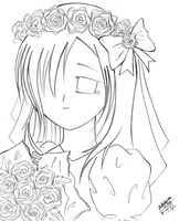 Unhappy Bride 4 by Feyon