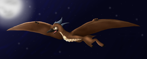Rodan by PlagueDogs123