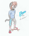 Bronco the Lab by Mighty-C-amurai