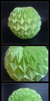 Origami Magic Ball by lonely--soldier