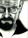 Walter White by Rugoraige