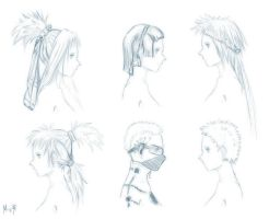 300509 Hairstyles 4 by Moorzz