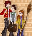 Potter kids by Banane-cuite