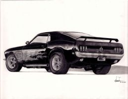 Mustang Boss 429_Updated descr by Laggtastic