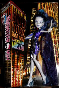 Monster High Elle Eedee Unboxed. by suttonQjuggernaut1