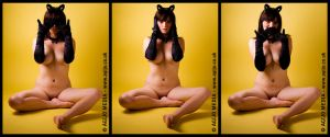 LouLou: Three Wise Monkeys by agijo