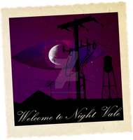 Welcome to Night Vale by pixelpandora