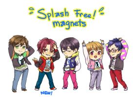 Splash Free! by b-snippet