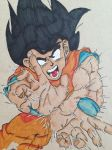 Kamehameha!! by Ms-Classic64