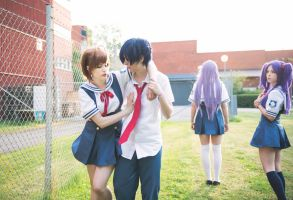 Over - Clannad by Figgarow
