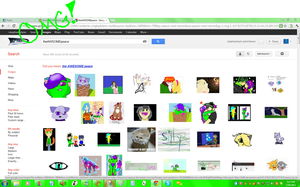 lol me on google by theAWSOMEpeace