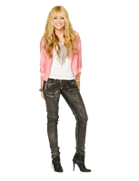 Hannah PNG by bubblesfoo111