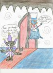 You didnt thought I was evil.. by spiderboy1