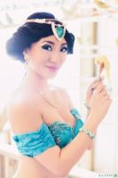 Princess Jasmine by StellaChuu