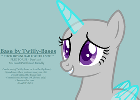 MLP Base 271 by Twiily-Bases