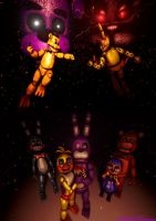 [SFM/FNAF] Fight To The Death. by MadsDaisie