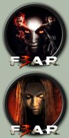 F.E.A.R. 3 Icons by kodiak-caine