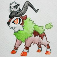 GO Gogoat. by Hu-Gon-By