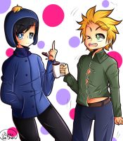 Craig x Tweek by PieperStars