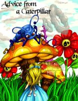 05- Advice from a Caterpillar by MelissaDalton