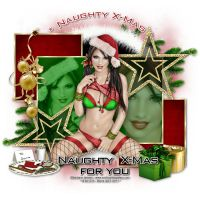 Naughty X-Mas1 by biene239