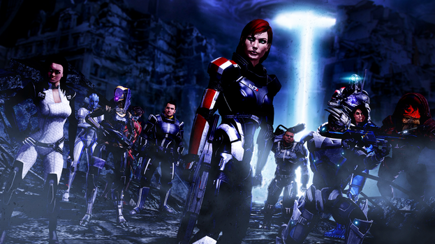 Heroes of the Normandy (Gmod) by Herioc107