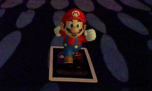 AR Games - Mario card by LevelInfinitum